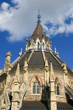 The Library of The Parliament in Ottawa, Canada Stock Photo