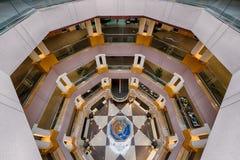 Library rotunda. Rotunda of the Lexington Public Central Library in Lexington, Kentucky Stock Photos