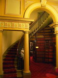 Library staircase royalty free stock images