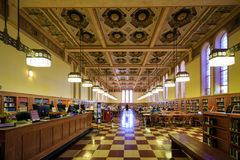 Library of the University of Southern California Royalty Free Stock Photo