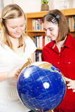 Library - Using Globe Stock Photos