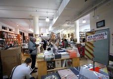 Librería famosa de Manhattan