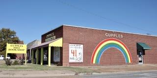 Librería Memphis del oeste, Arkansas de la biblia de Cupples Fotos de archivo libres de regalías