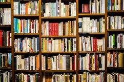 librería Imagen de archivo libre de regalías