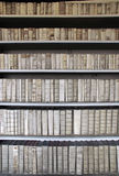 Libreria antica Fotografia Stock