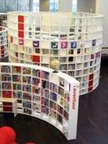 Libreria di Amsterdam Immagini Stock