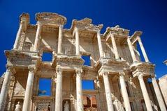 Libreria di Ephesus Immagine Stock