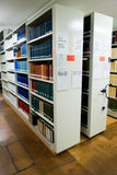 Libreria di università Immagini Stock