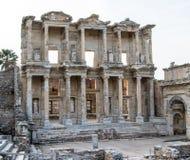 Libreria a Ephesus Immagini Stock Libere da Diritti