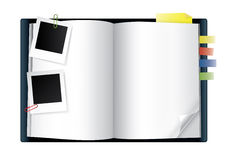 Libreta Foto de archivo libre de regalías