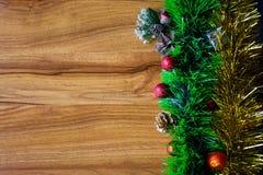 Libreta blanca Feliz Año Nuevo Foto de archivo libre de regalías