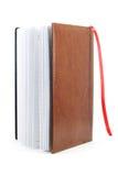 Libreta vacía Fotografía de archivo libre de regalías