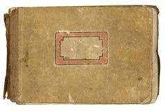 Libreta vieja Foto de archivo libre de regalías