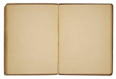 Libretto molto vecchio Immagini Stock