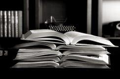 Libri Fotografia Stock