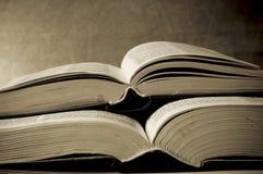 Libri Fotografia Stock Libera da Diritti