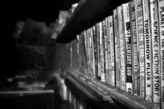 Libri abbandonati immagine stock libera da diritti