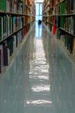Libri ad una libreria di università Immagine Stock