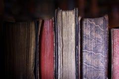 Libri antichi Fotografia Stock