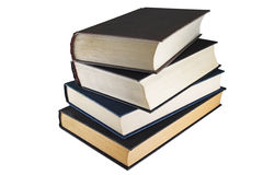 Libri antichi Immagine Stock