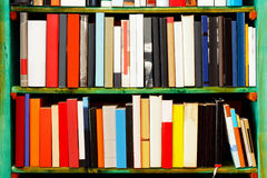Libri in bianco Fotografia Stock Libera da Diritti