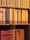 Libri del Antiquarian immagini stock libere da diritti
