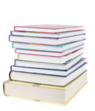 Libri della pila Immagine Stock Libera da Diritti