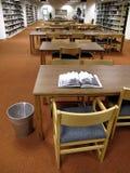 Libri delle biblioteche Fotografie Stock Libere da Diritti