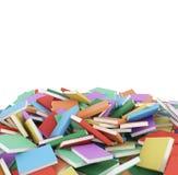 Libri di colore Fotografie Stock Libere da Diritti