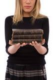 Libri di legge Fotografie Stock