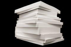 Libri di libro in brossura Immagini Stock