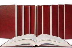 Libri di Mach Fotografie Stock