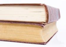 Libri di Olds Fotografia Stock