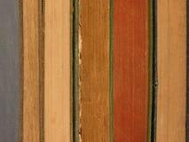 Libri di vecchio banco Fotografie Stock