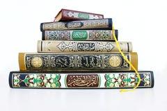 Libri islamici Fotografie Stock Libere da Diritti