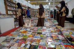 Libri islamici Fotografia Stock