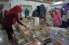 Libri islamici Fotografia Stock Libera da Diritti