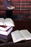 Libri legali #24 fotografia stock libera da diritti