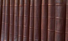 Libri molto vecchi Immagini Stock Libere da Diritti