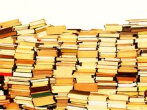 Libri soltanto Fotografie Stock