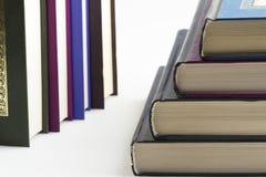 Libri vecchi Immagine Stock