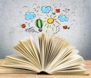 Libro Fotografie Stock