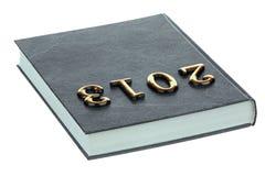 Libro 2013 Fotos de archivo libres de regalías