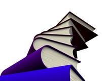 libro 3D Immagini Stock