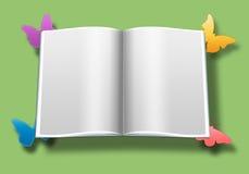 Libro stock de ilustración