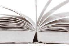 Libro abierto Foto de archivo
