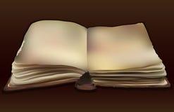 Libro abierto libre illustration