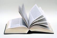 Libro abierto Imagenes de archivo