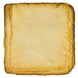 Libro abierto de la vendimia Fotos de archivo libres de regalías