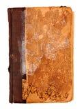 Libro aherrumbrado sucio de la vendimia Fotografía de archivo libre de regalías